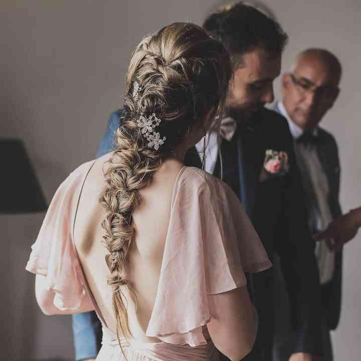 Wedding Beauty by Julie