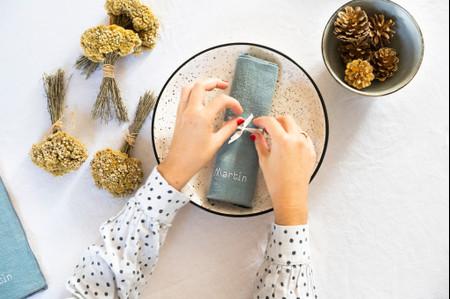 8 cadeaux d'invités textiles : esthétiques et durables