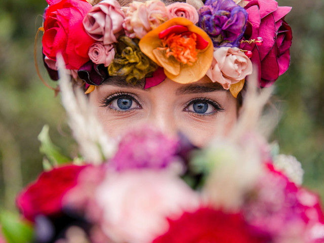 Look de mariée d'automne : les incontournables et dernières tendances