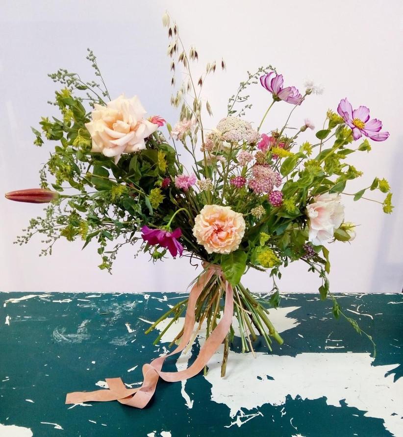 Pierres Fleurs Ciseaux