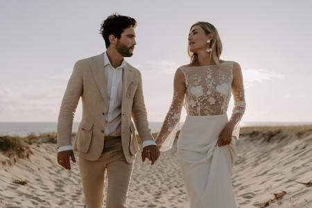 Look de marié d'été : 5 tendances pour rayonner de la tête aux pieds