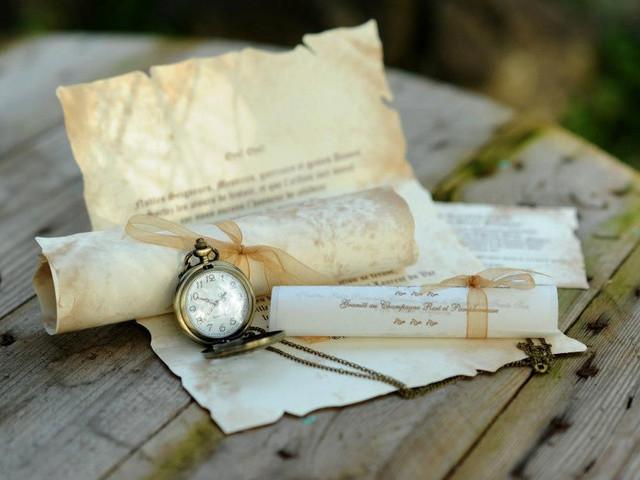 10 thèmes vintage pour vos faire-part de mariage
