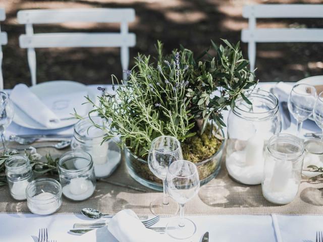 Plantes aromatiques : décorez et parfumez votre jour J !