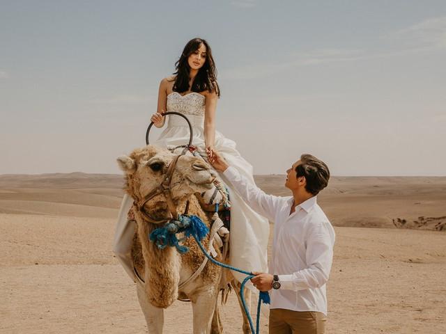 Mariage dans le désert : en France ou ailleurs, à vous la beauté des terres arides  !