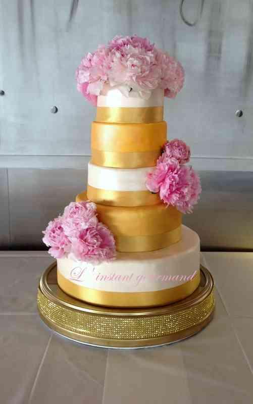 L'instant gourmand - Wedding Cake Designer