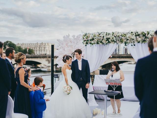 Bateau : comment le décorer pour un mariage ?