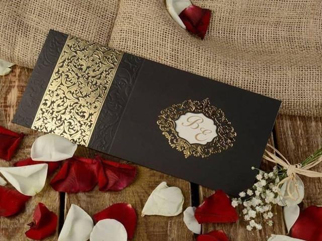 Faire-part de mariage oriental : 15 invitations pour faire rêver vos invités