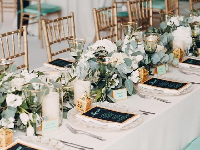 7 idées déco pour mariage avec de l'eucalyptus