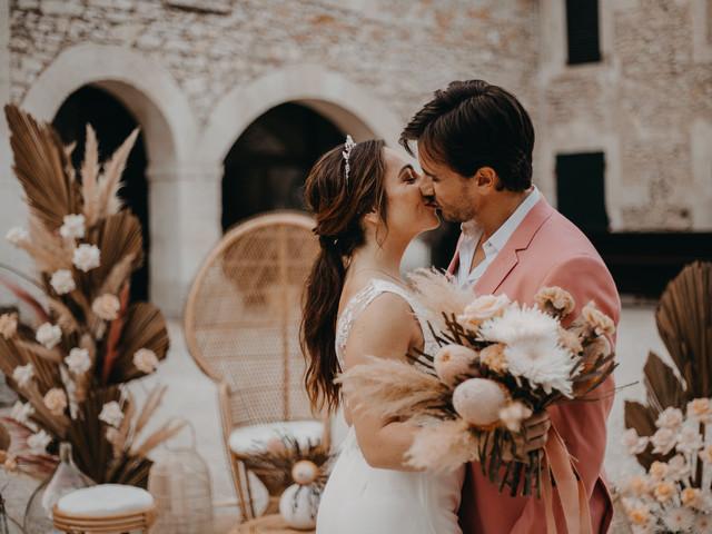 Costume de marié rose : la couleur qui fait sensation !