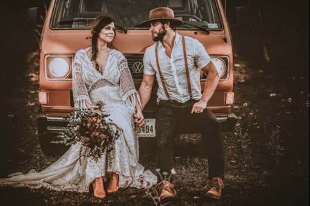 Amateurs de musique country, cette playlist de mariage est faite pour vous!