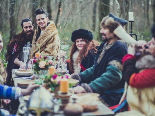 Mariage Viking : embarquez dans une aventure légendaire !