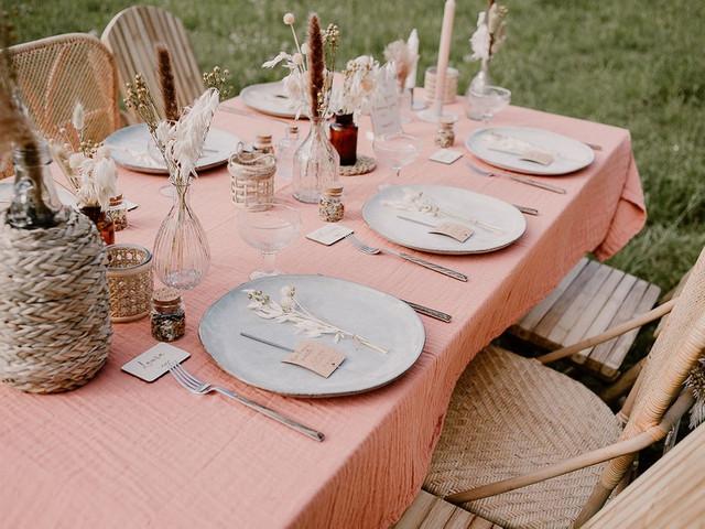 Les 6 couleurs phares de la prochaine saison des mariages