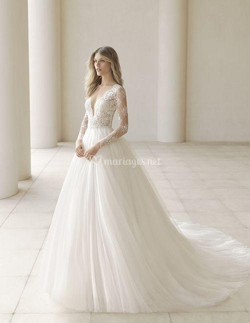 Es-tu une mariée princesse ou bohème ? La robe ! 2