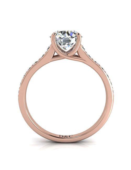3 Bague diamant, Diamants Et Carats