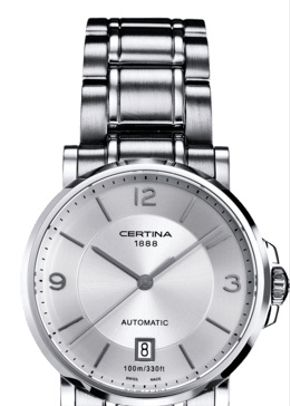 DS Caimano Automatic b, Certina
