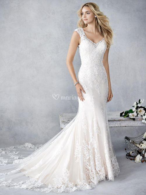 Robes de mari e sur ella rosa by kenneth winston be445 for Prix de robe de mariage kenneth winston