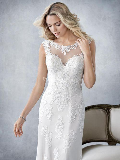 Robes de mari e sur ella rosa by kenneth winston be447 for Prix de robe de mariage kenneth winston