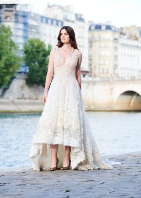 morning cloud, LK PARIS Couture