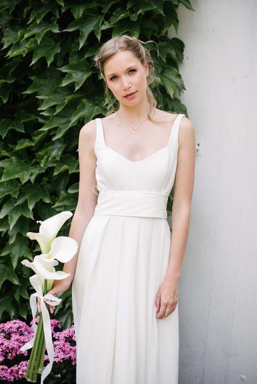 ORIANE, Elsa Gary