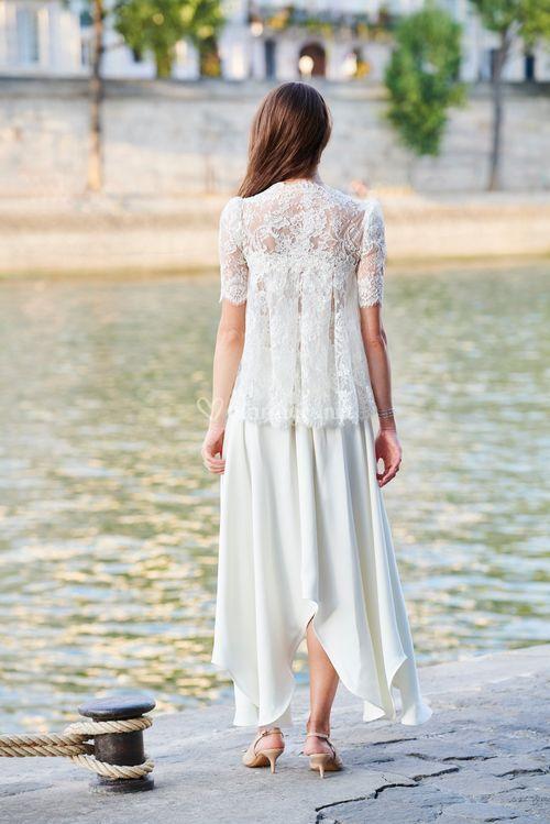 Rosaré / Lys, LK PARIS Couture