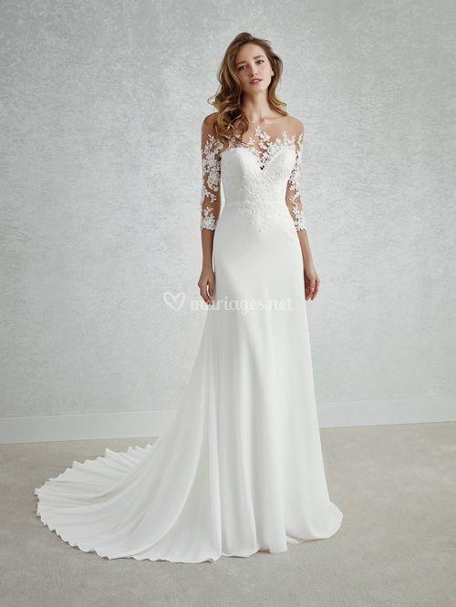 finura, White One