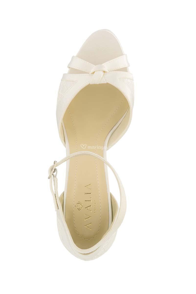 Alba Chaussure Chaussure Bianco Evento Sur Om8vNny0w
