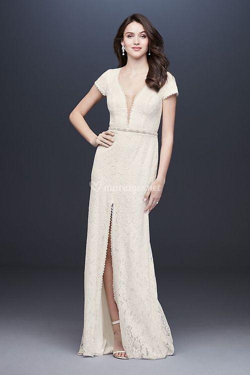 WG3951, David's Bridal
