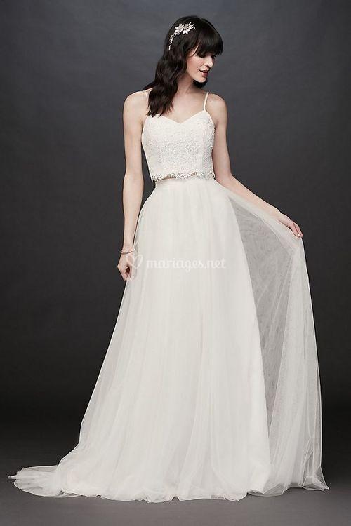 WG3952, David's Bridal