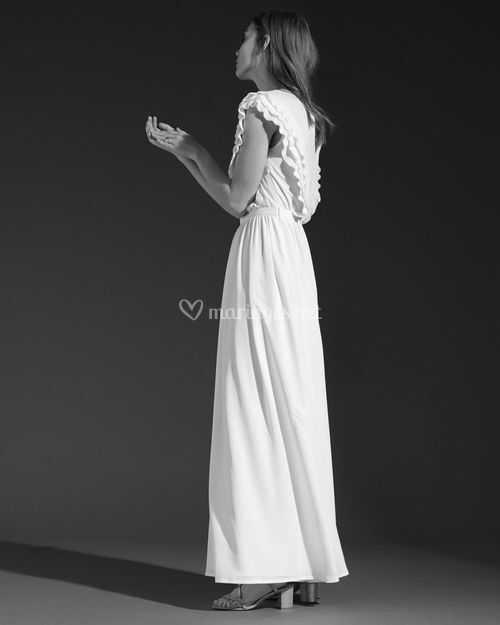 Amorina - Antic White, Sessùn Oui