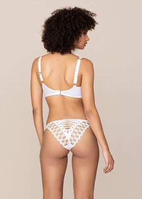 Kadra Brief White And Nude, Agent Provocateur