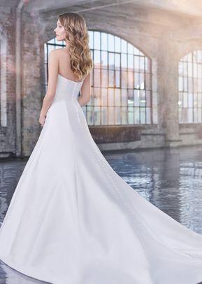 219203mkd, Mon Cheri Bridals