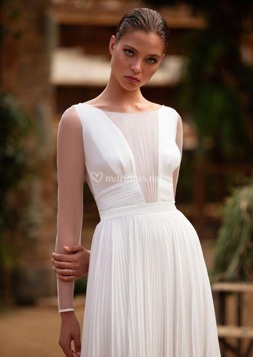EVA, White One