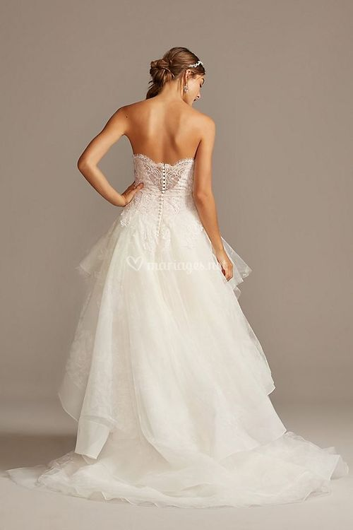 CWG845, David's Bridal