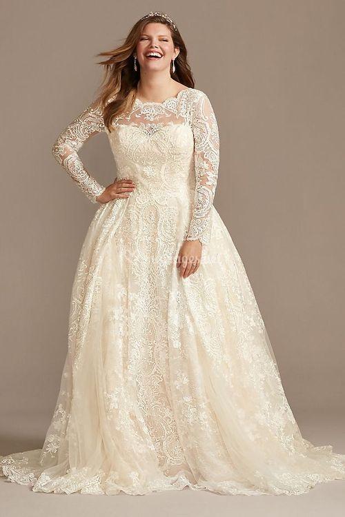 8SLCWG780, David's Bridal