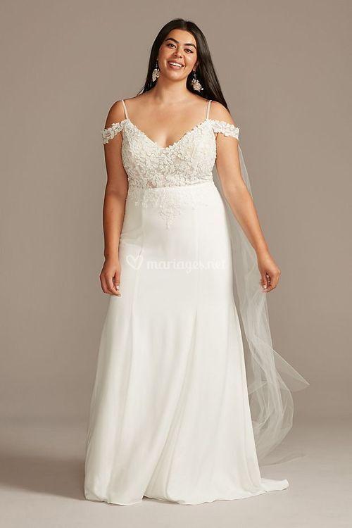 9WG3977, David's Bridal