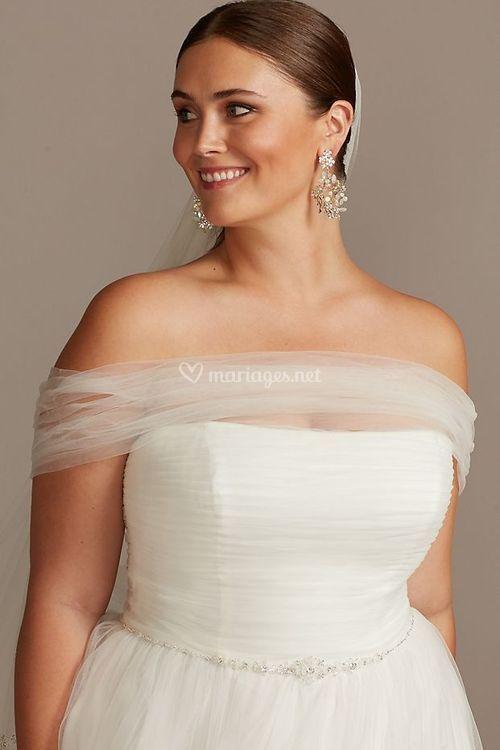 9WG3976, David's Bridal