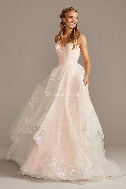 WG3975, David's Bridal