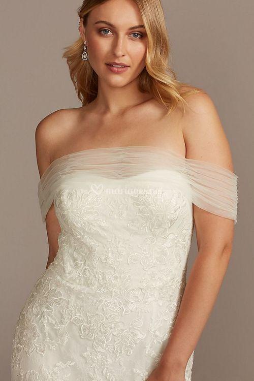 WG3978, David's Bridal