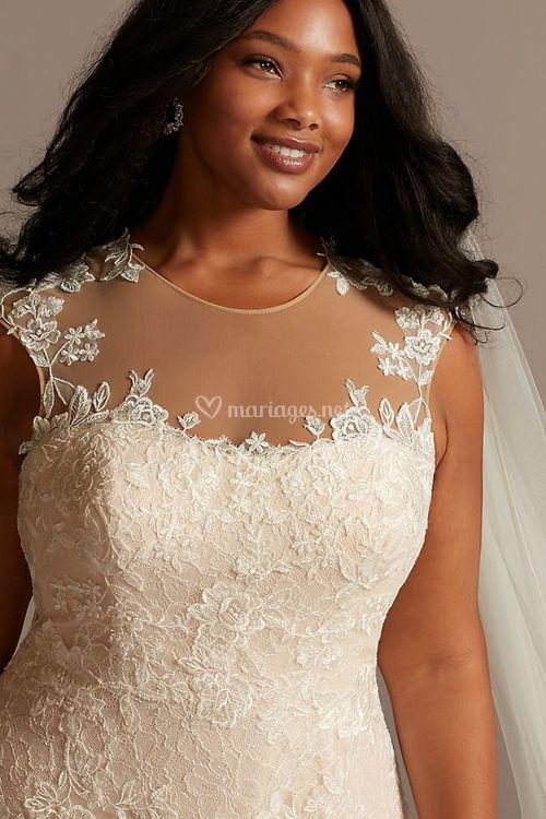 WG3980, David's Bridal