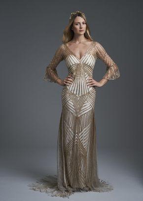 Dali Renaissance gold, Eliza Jane Howell