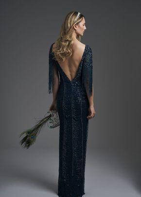 Gershwin peacock, Eliza Jane Howell