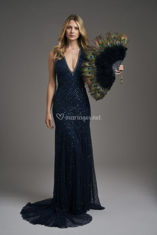 Gatsby peacock, Eliza Jane Howell