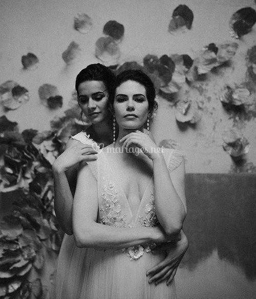 JEANNE et ZOE, Elise Martimort