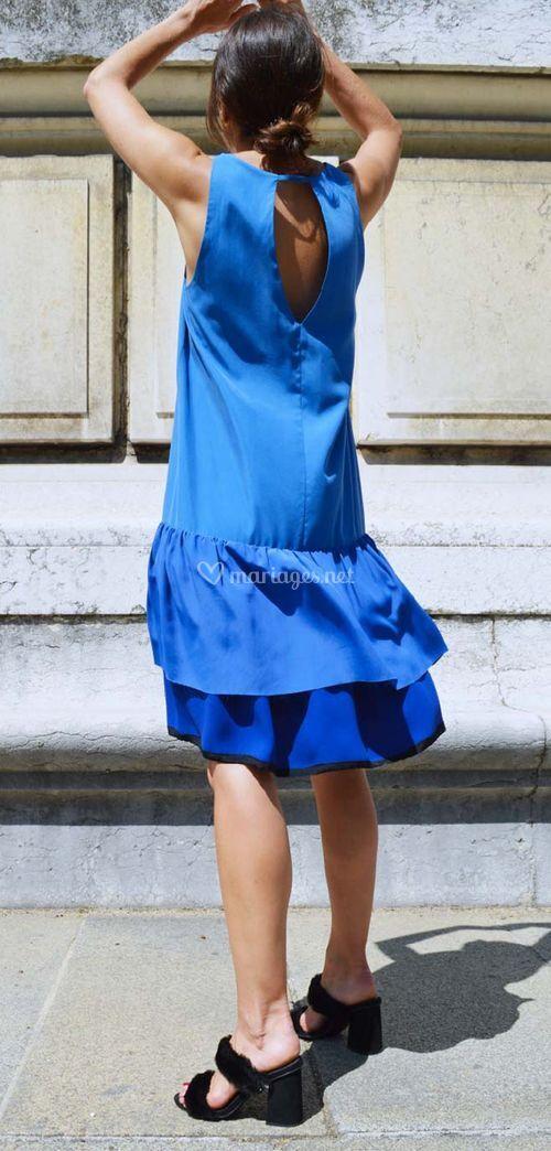 Blue Diamond, Louise Jacqueline