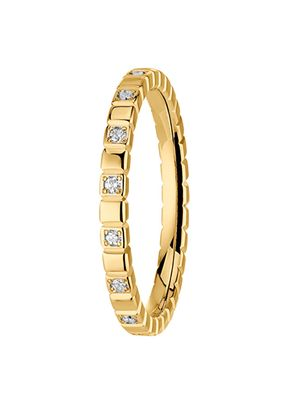 alliance nikki diamant 2 mm or jaune, OR DU MONDE