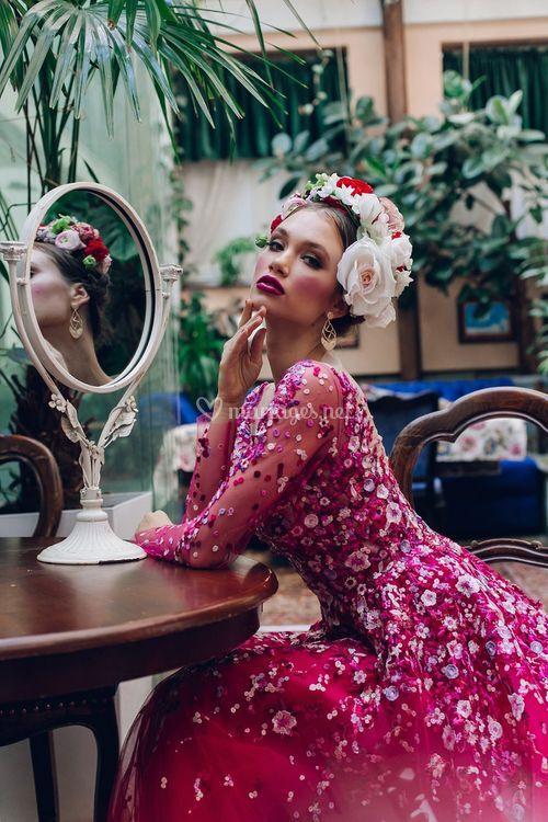 Frida Fuchsia, Oksana Mukha Paris