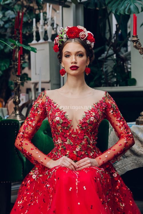 Frida Bouquet, Oksana Mukha Paris
