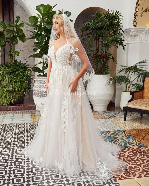 CALLIE, Beloved By Casablanca Bridal