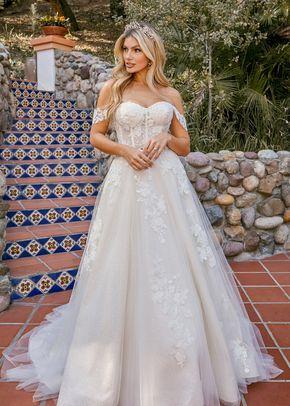 Stevie, Beloved By Casablanca Bridal