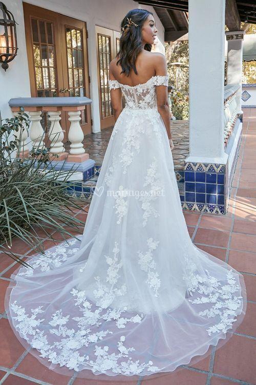 Emerie, Beloved By Casablanca Bridal